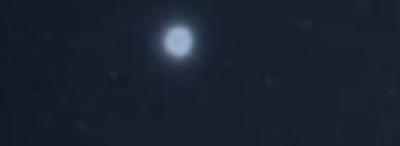 Large UFO Sighting filmed over  Santiago, Chile – 26th November 2012