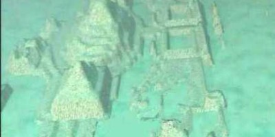 Atlantis Found: Giant Sphinxes, Pyramids In Bermuda Triangle