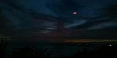 UFO Photographed over Cayolargo del Sur, Cuba – 7th Jan 2013