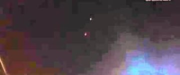 UFO Sighting over Queensland, Australia – 2012