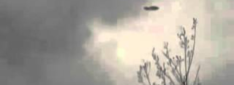 Disk Shaped UFO Filmed over New York – Feb 19, 2013