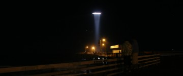 UFO Photographed over Pismo Beach, CA – 26th Sep 2009