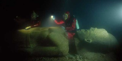 Lost Egyptian City Revealed After 1,200 Years Under Sea