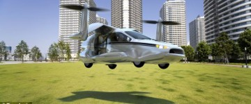 Is the flying car FINALLY here? First model set to go on sale in two years