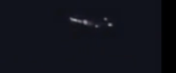 UFO Sighting filmed over Argentina – 9th May 2013