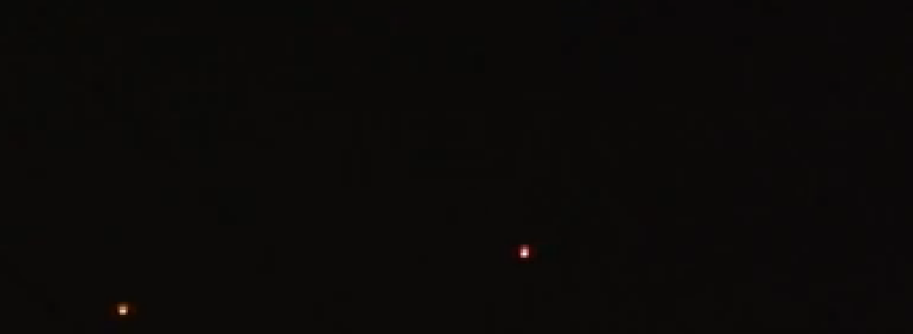 Unknown lights in triangle formation filmed over Xalapa, Veracruz Mexico – 19th May 2013