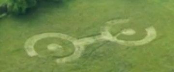 Crop Circle Discovered in Tennessee – 13th May 2013