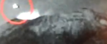 UFO Sighting filmed over Popocatépetl volcano in Mexico – 30th May 2013