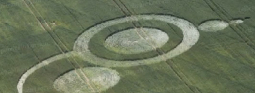 New Crop Circles found in France & Switzerland  – July 2013
