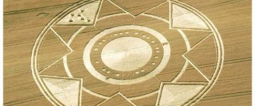 New crop circle in Robella, Italy gives formula for energy?