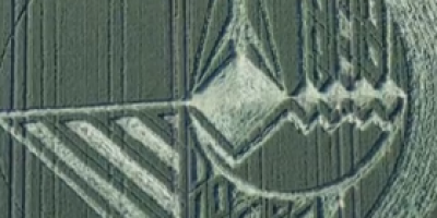 Two new crop circles in Wiltshire UK – July 2013