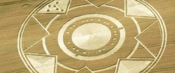 New crop Circle found in Italy – 30th June 2013