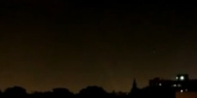 Triangle UFO Sighting over Chicago, Illinois – July 4, 2013