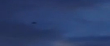 UFO Activity filmed over Rumson New Jersey – 3rd July 2013