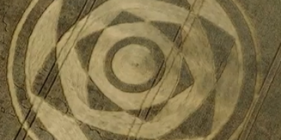New Crop Circles from UK – August 2013