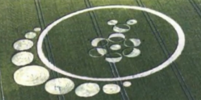 New Crop Circles from Wiltshire, UK – August 2013