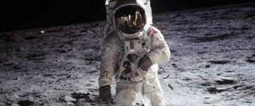 NASA Scientists Detect Water on Moon's Surface that Hints at Water Below