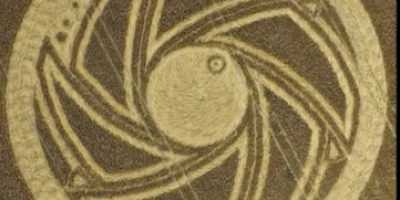 New Crop Circle found in Wiltshire UK – August 19th 2013