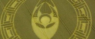 New Crop Circle in Wiltshire, United Kingdom – 23rd August 2013.