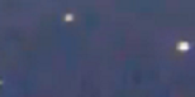 Triangle UFO Formation filmed over  Panama – 12th April 2012