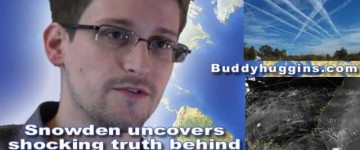 Snowden Uncovers Shocking Truth Behind Chemtrails