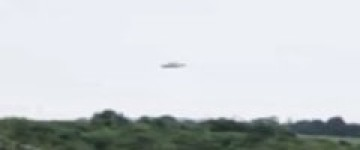 Large Disc UFO Hovers over Bridge in Brazil – September 18, 2013
