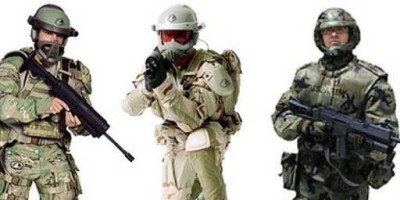 US Army developing 'Iron Man' style armour for troops