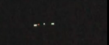 UFO Sighting filmed over Clute Texas – 1st November 2013