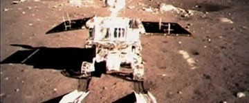 China successfully lands rover on the moon