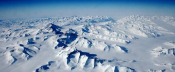 Giant Canyon discovered under Antarctic ice