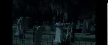 Ghost Sighting in Tampa's Oaklawn Cemetery