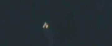 Triangle UFO Sighting filmed over Kiev, Ukraine – 19th Feb 2014