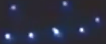 Two triangle UFOs filmed over Morelos, Mexico – 14th Feb 2014