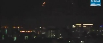 UFO activity filmed over Japan – 23rd Jan 2014