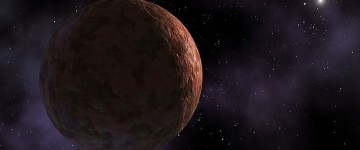 New Large Planet Discovered in our Solar System