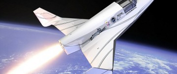 Budget Space travel to lauch in 2016