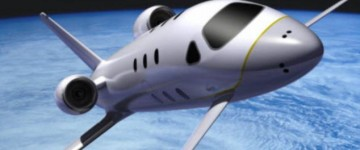 European plane that will take passengers into SPACE for £120,000