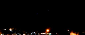 UFO Sighting filmed over Euboia – Greece – 21st March 2014