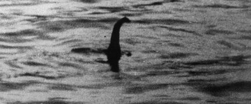 New Sighting of Loch Ness Monster