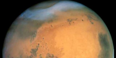 Water was flowing on Mars 200,000 years ago