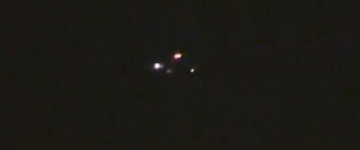 Triangle UFO Sighting filmed over San Antonio, Texas – 21st March 2014