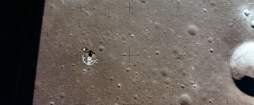 Possible Alien Base on the Moon