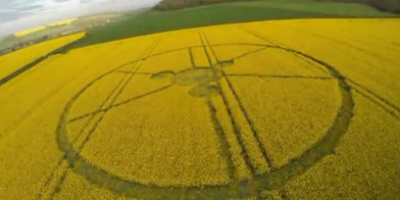 New Crop Circles in Europe – 2014