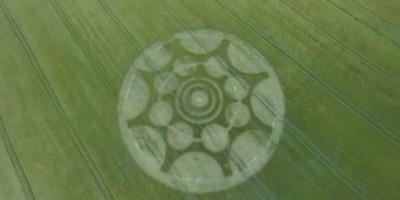 New Crop Circles in Worcestershire, UK – 26th May 2014