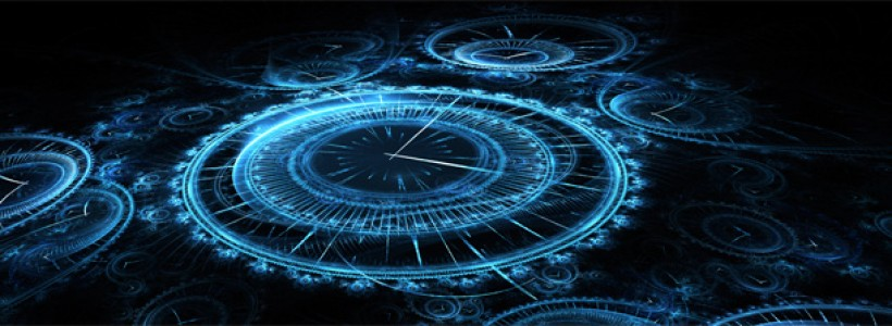 Send Messages through time using Wormholes