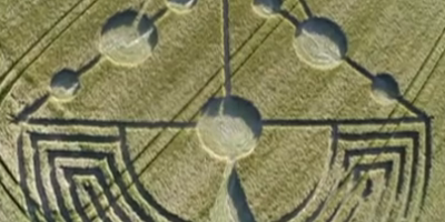 New Crop Circles from United Kingdom