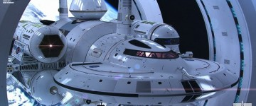 Nasa reveals latest designs for a Star Trek-style spacecraft