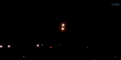 UFO activity filmed over Mission Viejo, California – 18th June 2014