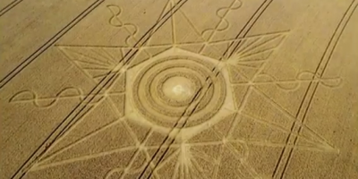 New Crop Circles from the UK – August 2014