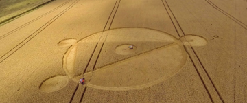 New Crop Circles from United Kingdom – 2014